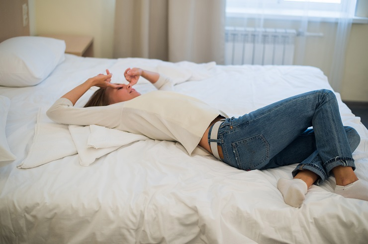Depressionen und Schlaflosigkeit gehen oft Hand in Hand