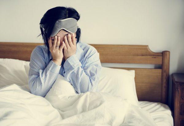 Extreme Schlafstörungen Wechseljahre - Homöopathie hilft selten