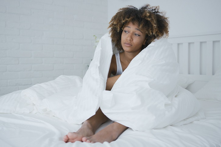 Schlafstörungen Ursachen Frauen - sie leiden häufiger unter Schlaflosigkeit