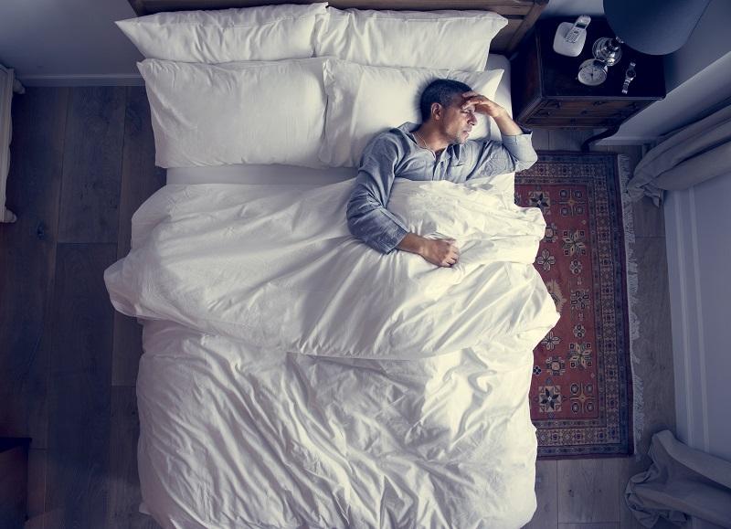 Schlafstörungen Ursachen - sie können einem die Nacht versauen