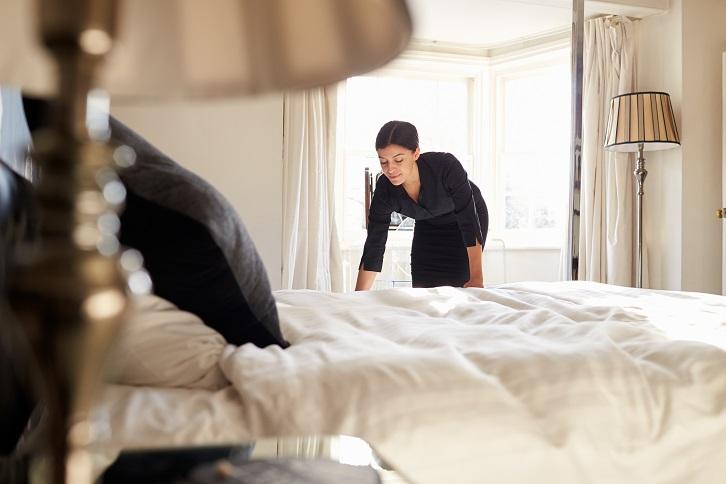 Wie oft sollte man die Bettwäsche wechseln